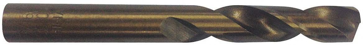 Screw Mach Drill, Co, Bronze, 1/4, 135 Deg