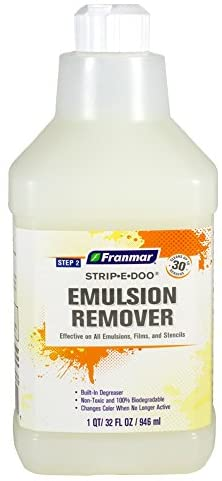 Franmar Strip-E-Doo Emulsion Remover (Quart)