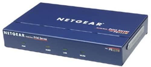 Netgear PS111WNA 1-Port 802.11b Wireless Ready Print Server