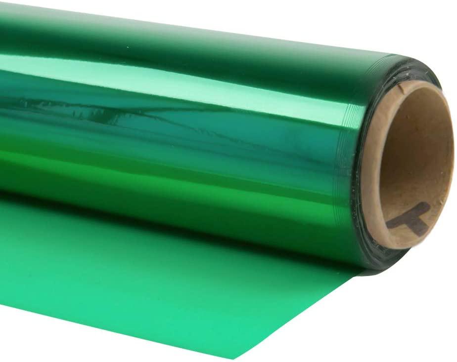 Cellophane Wrap (Green, 40
