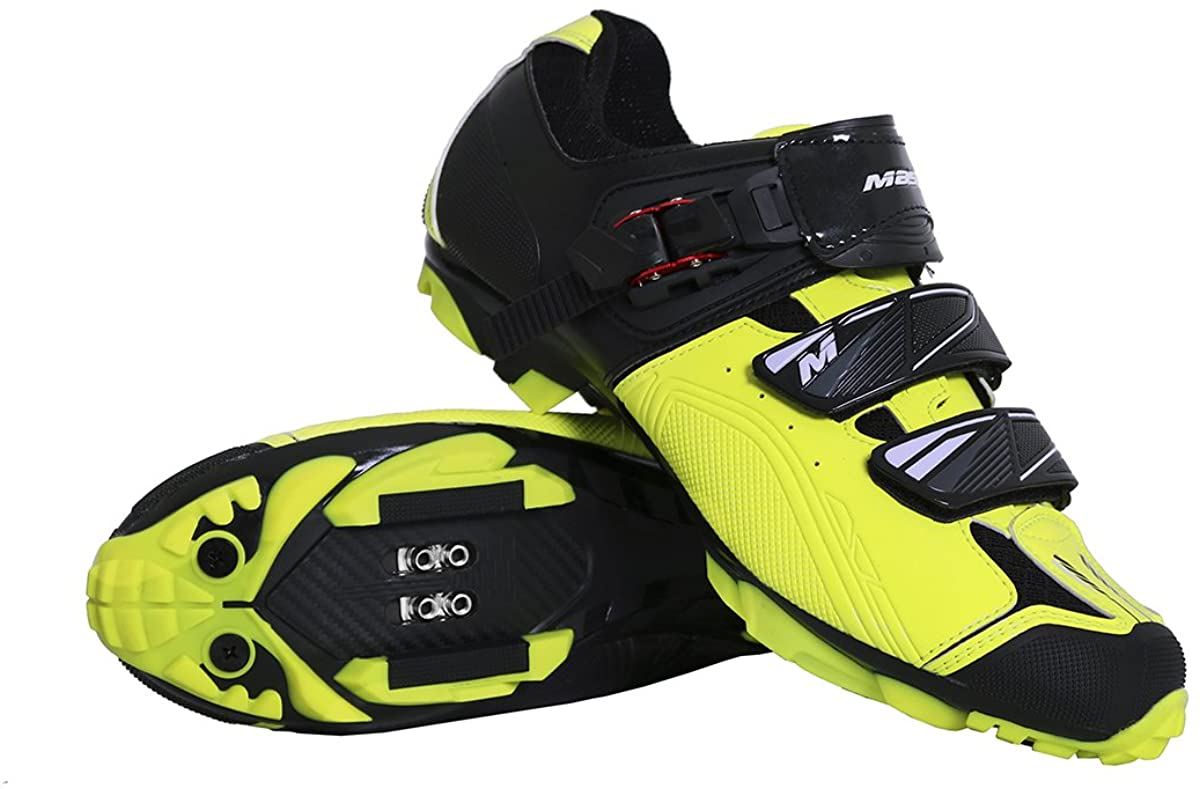 Massi Mens Mountain Biking Shoes