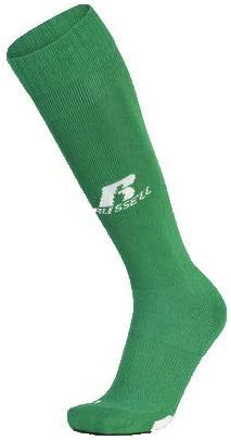 Russell Brand All Sports ADULT Sock (2 Pair) (Green, Medium)