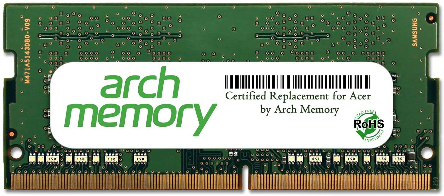 Arch Memory Replacement for Acer 4 GB 260-Pin DDR4 So-dimm RAM for Aspire E15 575-33bm