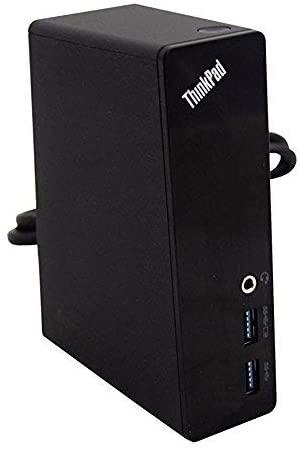Comp XP OneLink Pro Dock For Lenovo Thinkpad DU9033S1 03X7011 (Renewed)