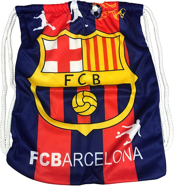 Barcelona - Striped Cinch Bag