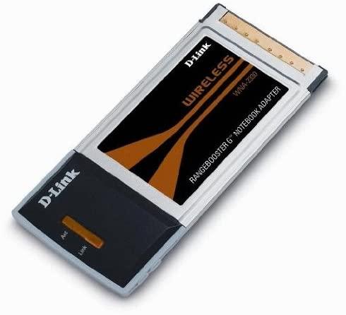 D-Link WNA-2330 RangeBooster G Notebook Adapter