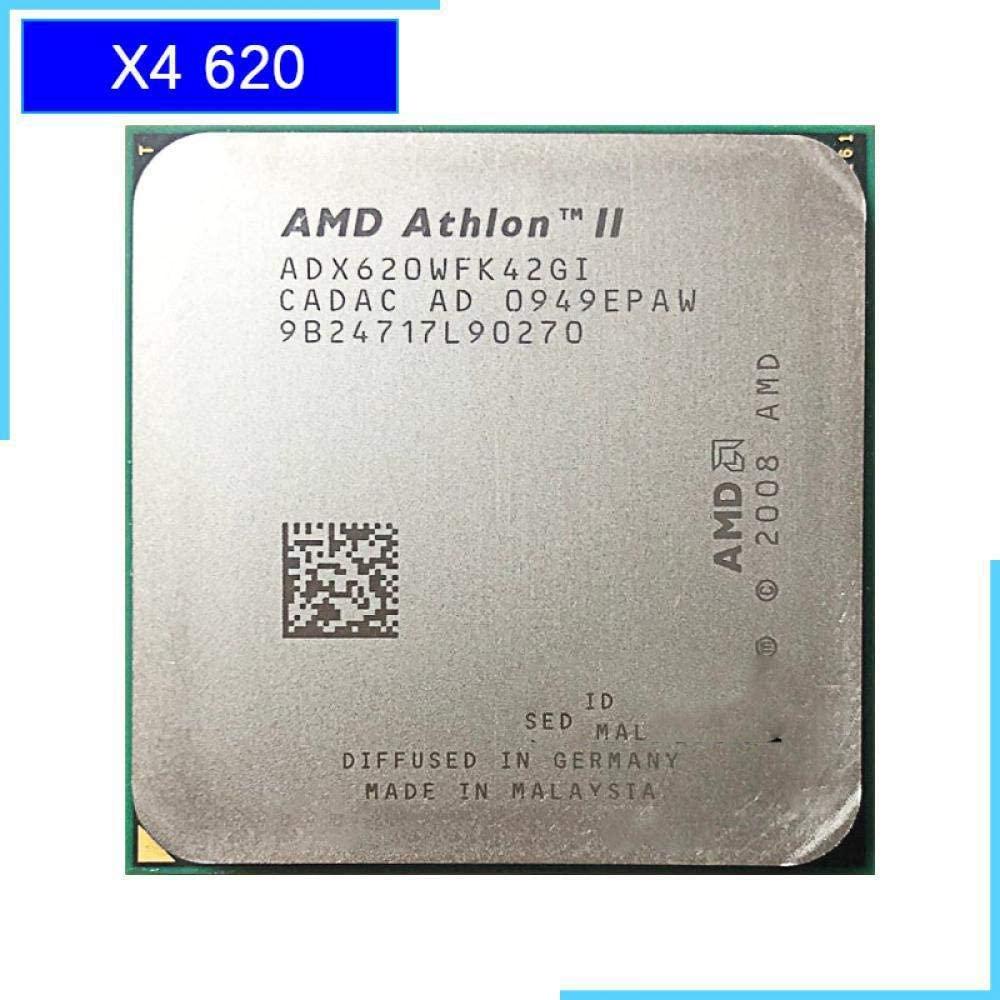 AMD Athlon II X4 620 2.6 GHz Quad-Core Processor ADX620WFK42GI Socket AM3