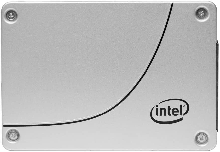 Intel SSD D3-S4610 Series SSDSC2KG019T801 1.92TB 3D NAND TLC SATA 3 6Gb/s 2.5-Inch 7mm SFF Enterprise Server Drive