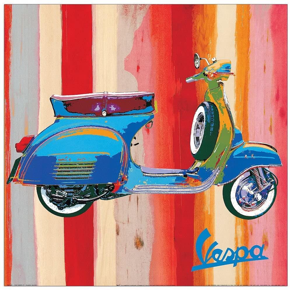 Artopweb Decorative Panel, Multicolor
