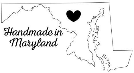 Scrapbook Customs Maryland - Handmade in Rubber Stamp