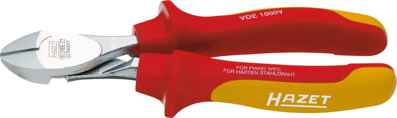 Hazet 1802VDE-22 VDE heavy-duty diagonal cutter, 7.1