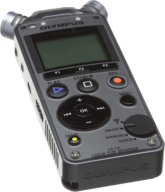 LS-12 Linear PCM Recorder