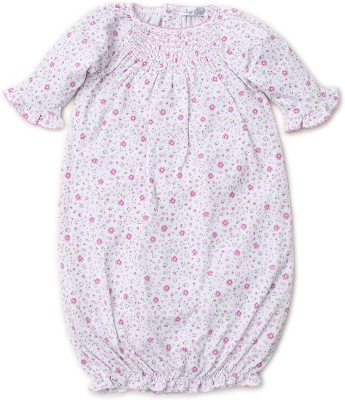 Kissy Kissy Baby-Girls Infant Garden Treasures Pink Print Sack