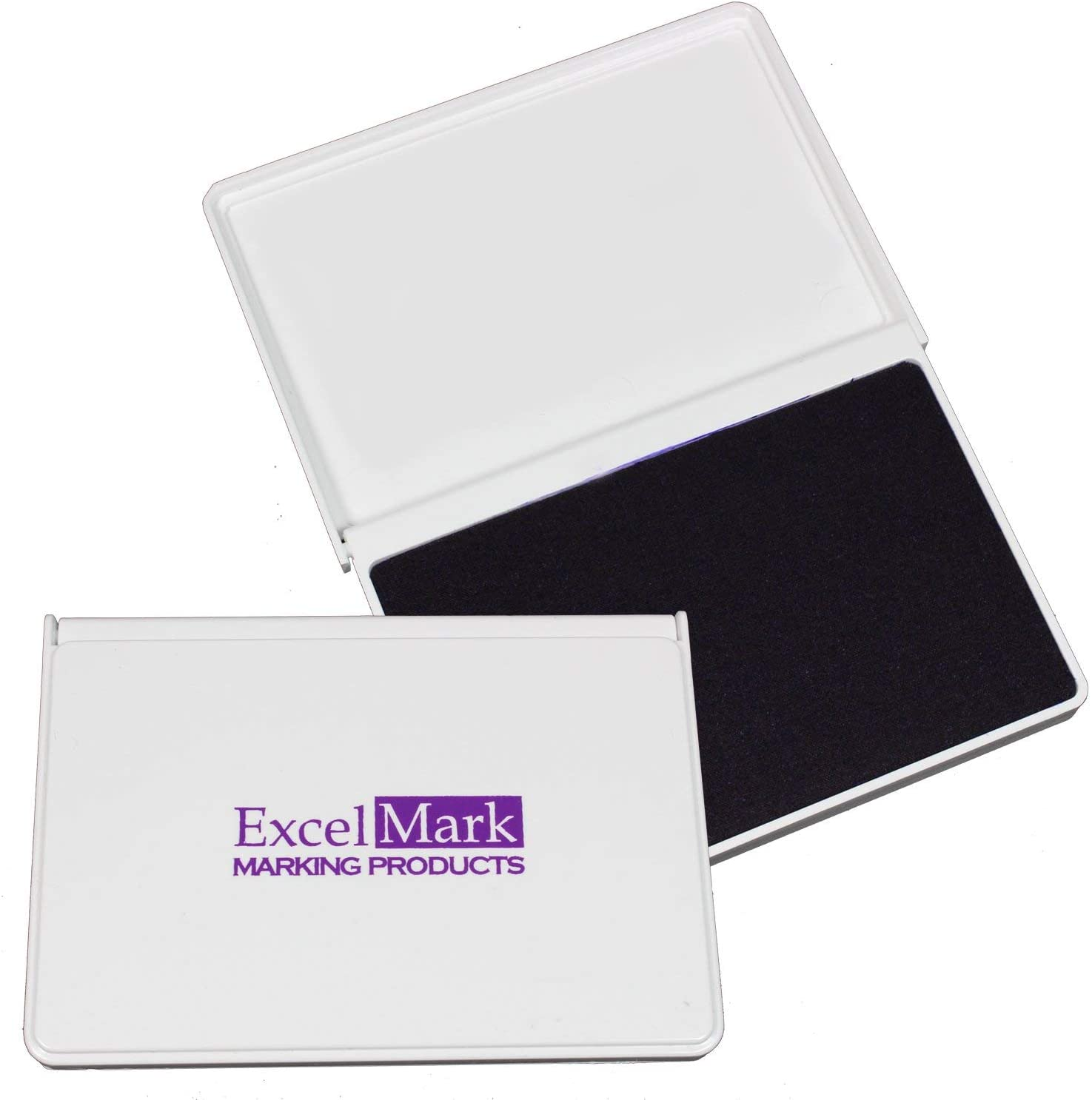ExcelMark Ink Pad for Rubber Stamps 2-1/8