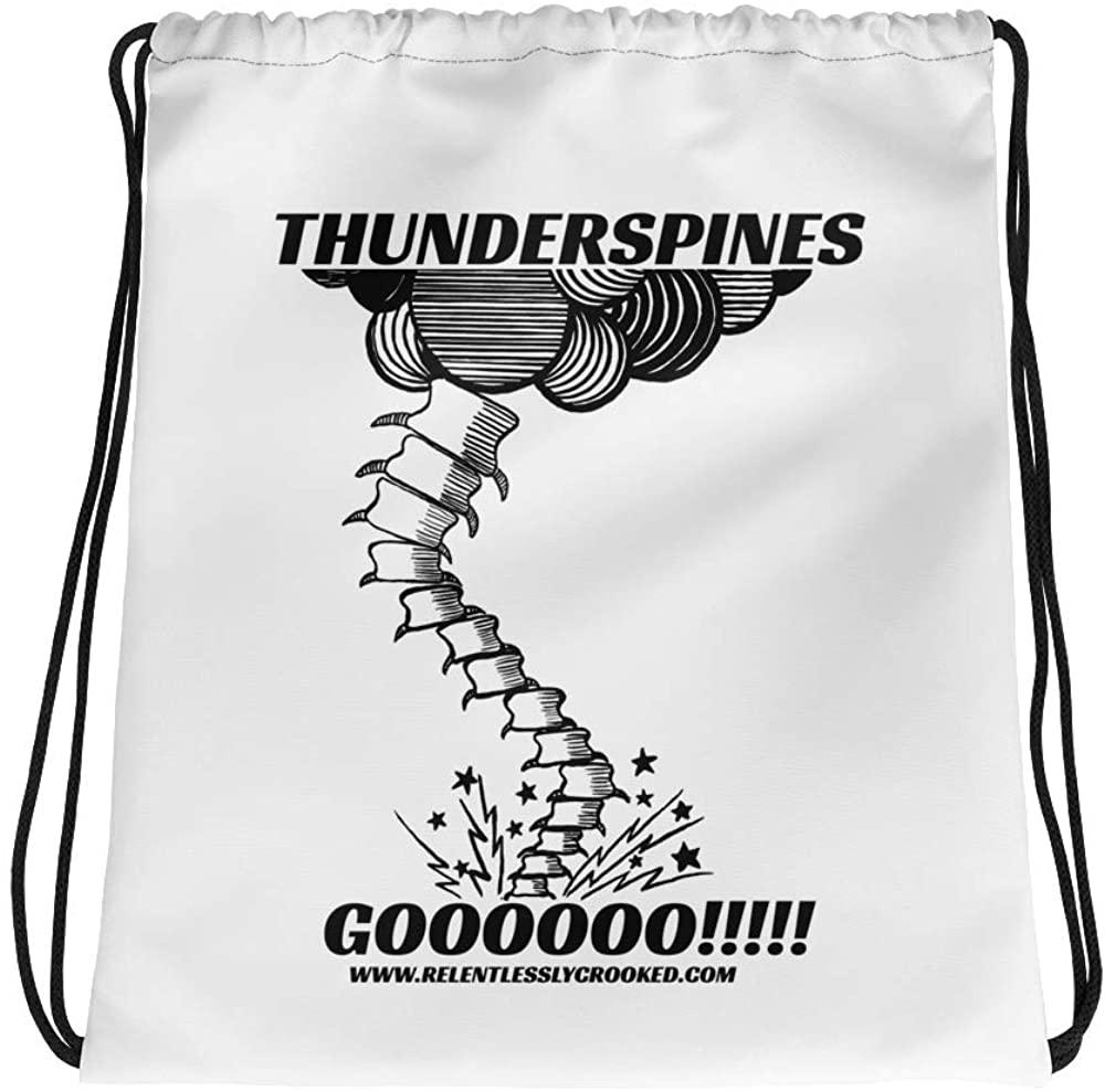 Thunderspines Drawstring bag