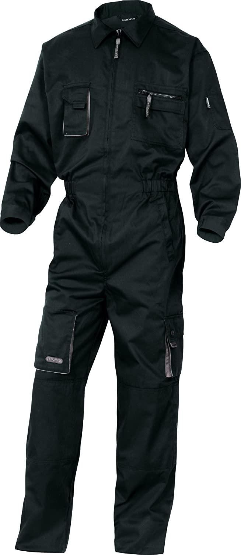 Deltaplus Men's Work Wear Overalls Boiler Suit Mechanics Trouser