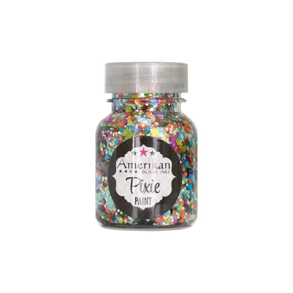 Amerikan Body Art Tropical Whimsy Pixie Paint Glitter Gel (1 oz)