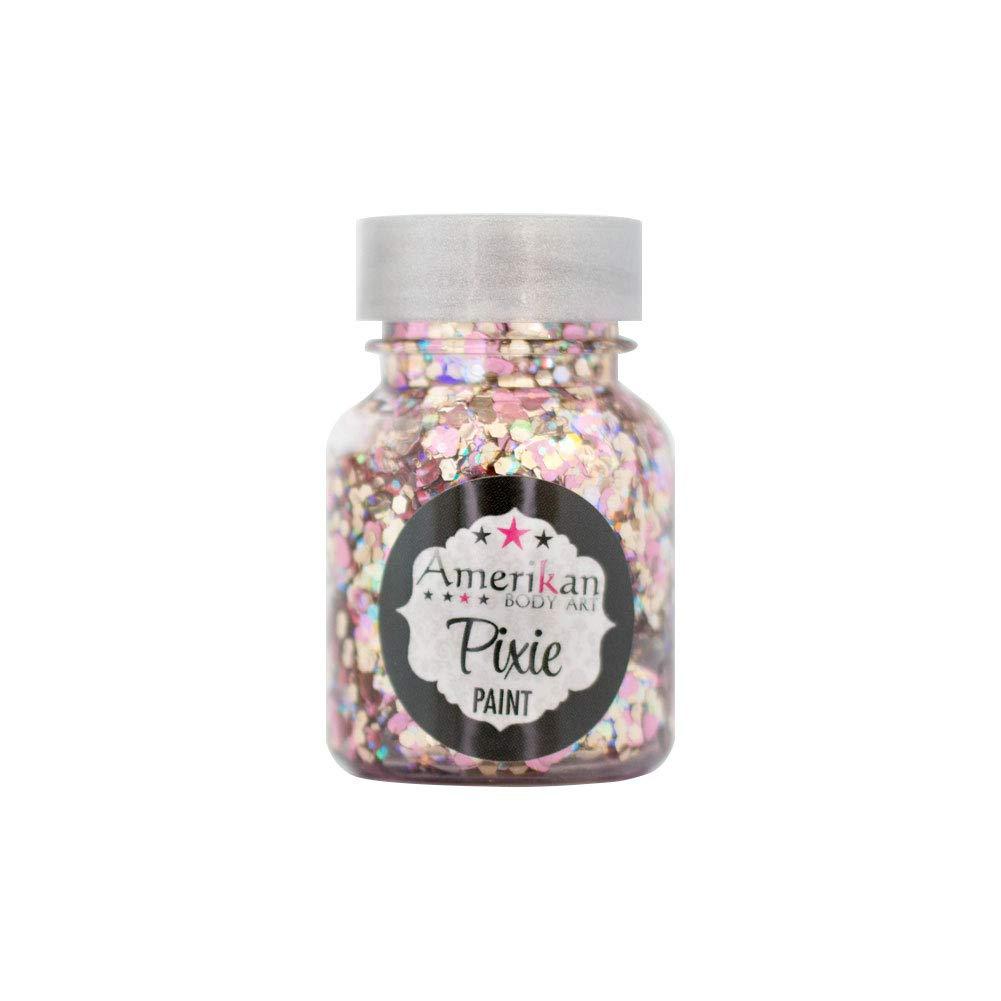 Amerikan Body Art Be Mine Pixie Paint Glitter Gel (1 oz)