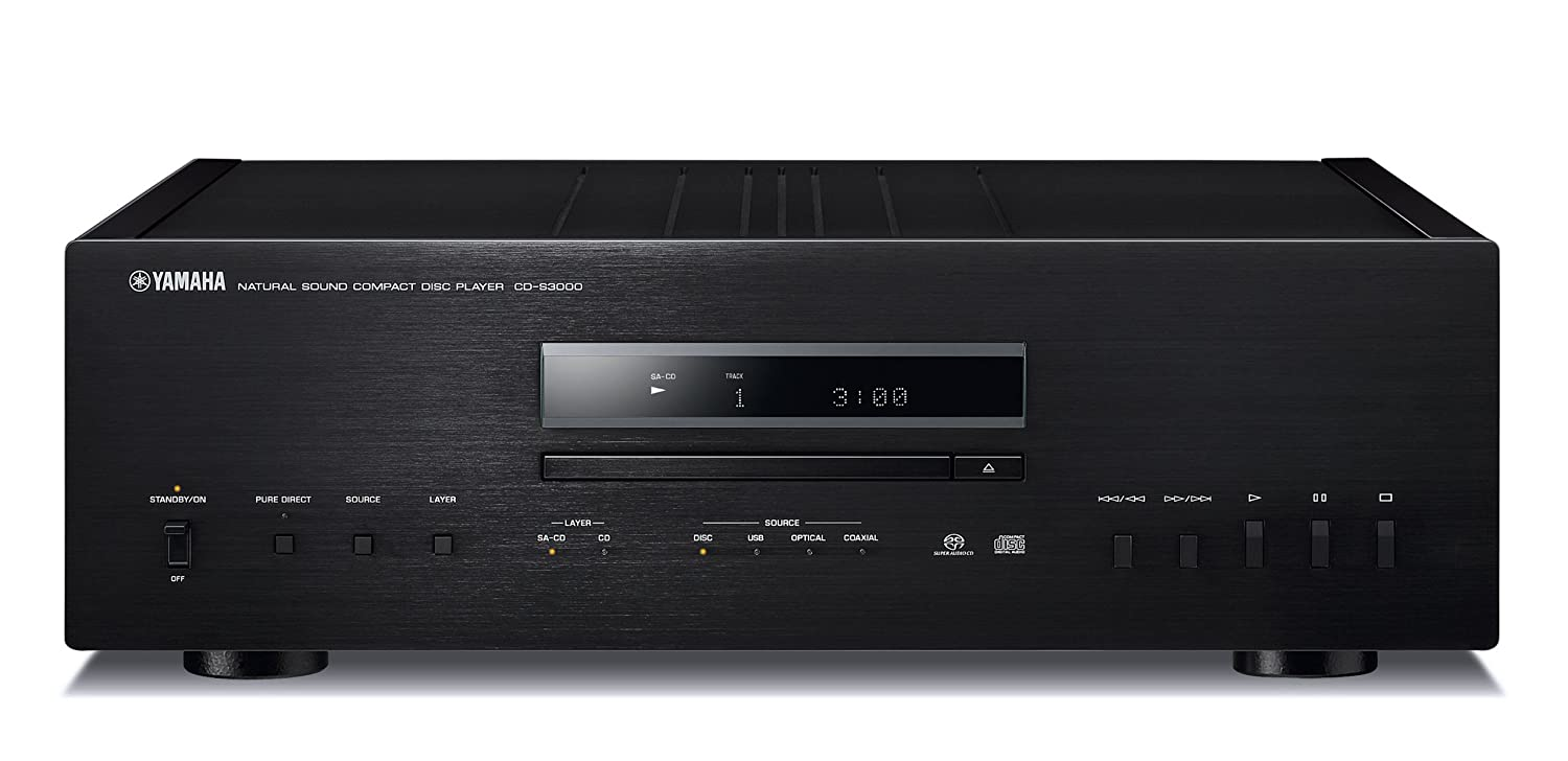 Yamaha CD-S3000 Natural Sound CD Player