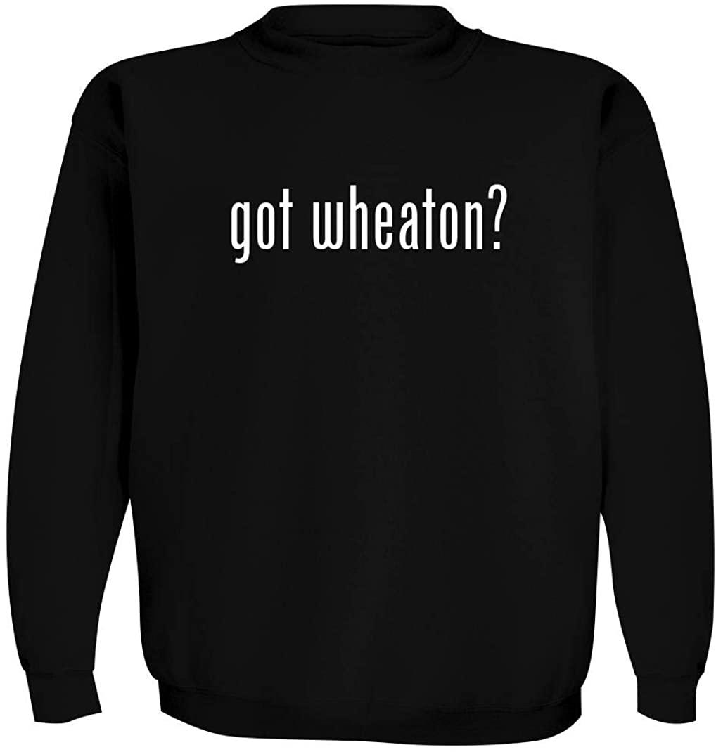 got wheaton? - Men's Crewneck Sweatshirt