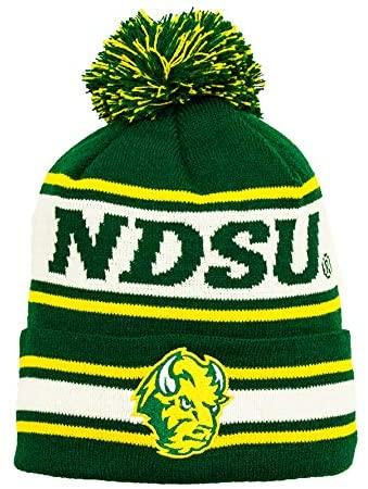 Tradition Scarves NDSU Bison Beanie - North Dakota State University Toboggan