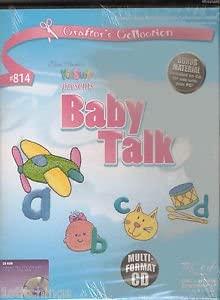 Baby Talk by Cheri Strole #8814 Machine Embroidery Designs