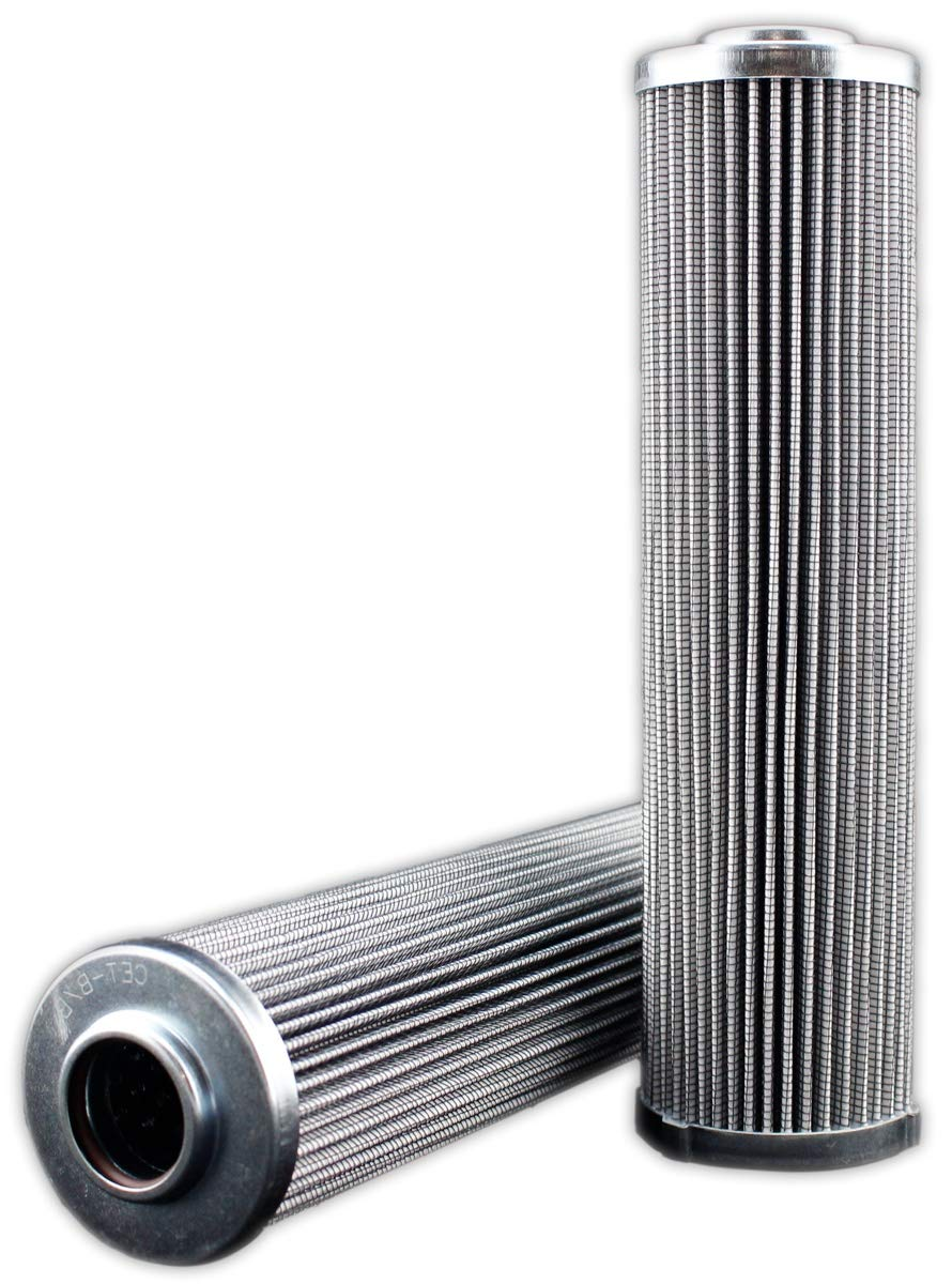ZINGA S0820LN Heavy Duty Replacement Hydraulic Filter Element from Big Filter, 2-Pack