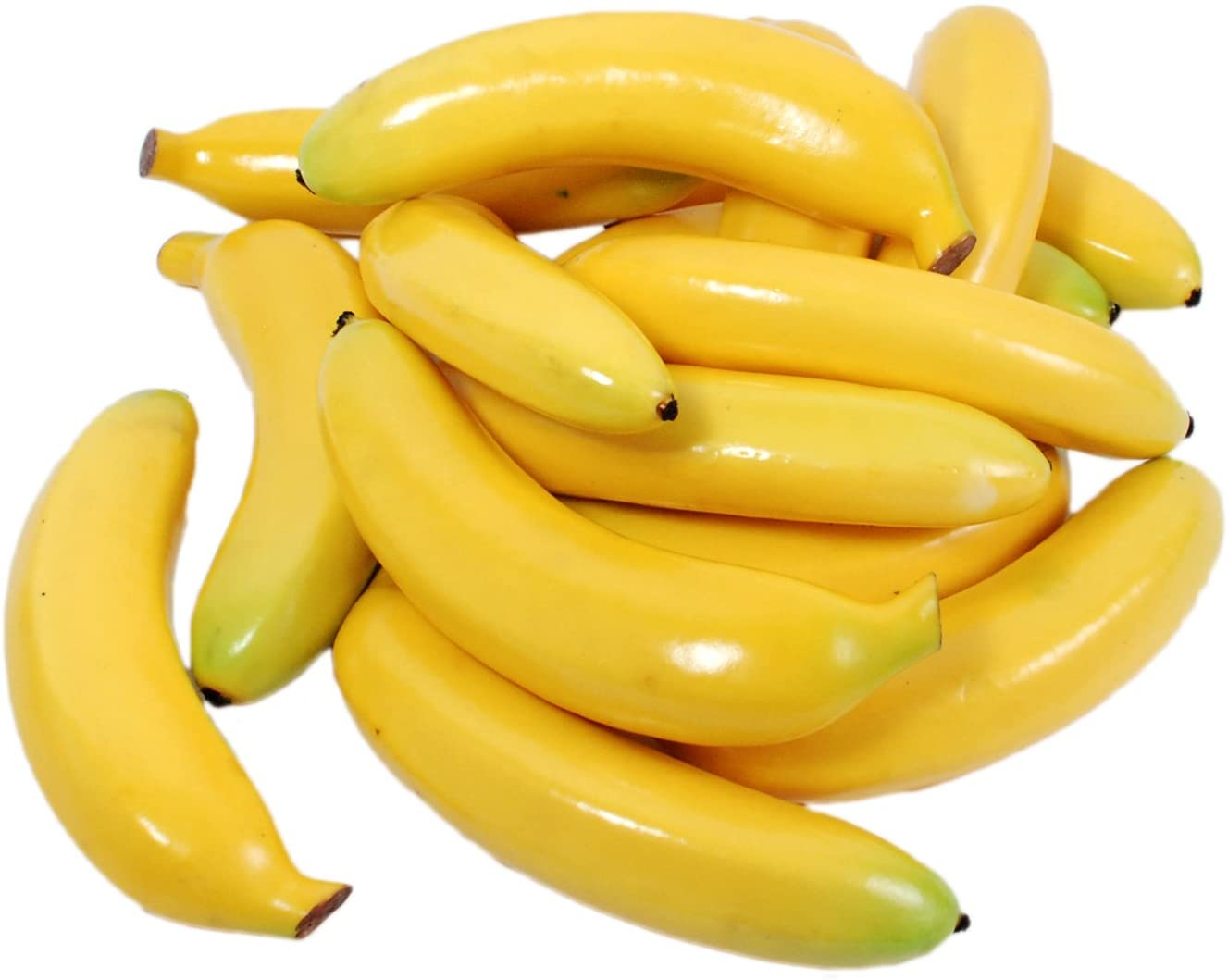 kieragrace Decorative Fruit Vase Fillers, 15 Bananas