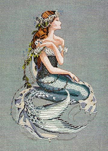 Mirabilia Enchanted Mermaid Cross Stitch Pattern