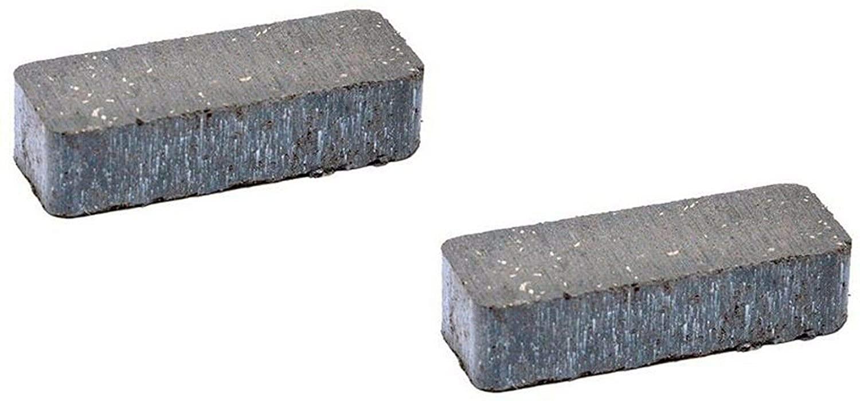 Jinxiu valley 2 Brake Pucks Replaces Craftsman Poulan AYP 120951X Fits Husqvarna 532120951