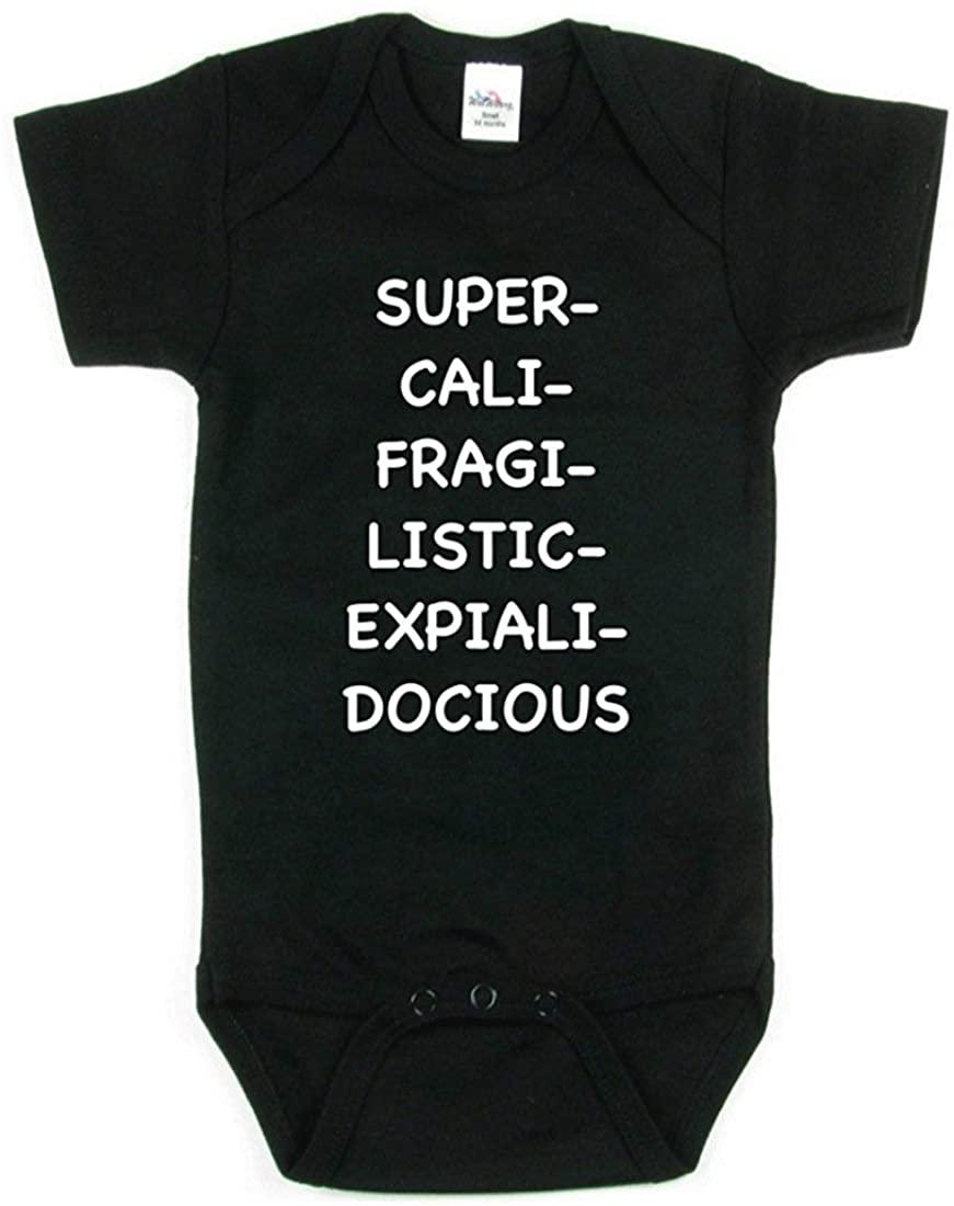 Supercalifragilisticexpialidocious Baby Bodysuit/One-Piece