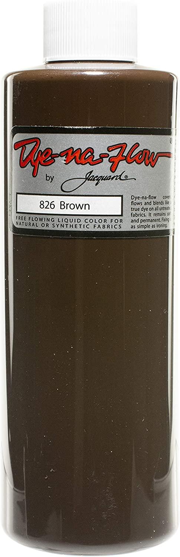 Jacquard Products Jacquard Dye-Na-Flow Liquid Color 8oz-Brown