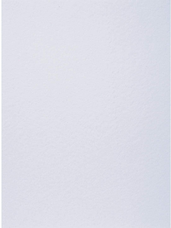 Darice Sticky Back Stiff Felt Sheet White 9 x 12 inches (5-Pack) FLT-0431