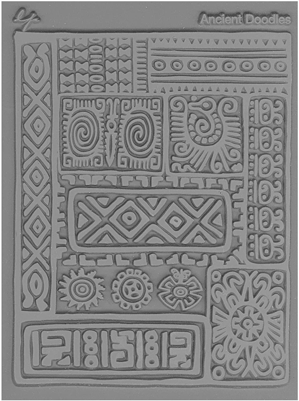 JHB International Inc Lisa Pavelka 527062 Texture Stamp Ancient Doodle