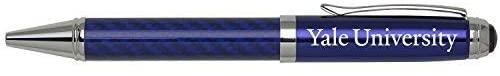 Carbon Fiber Mechanical Pencil - Yale Bulldogs