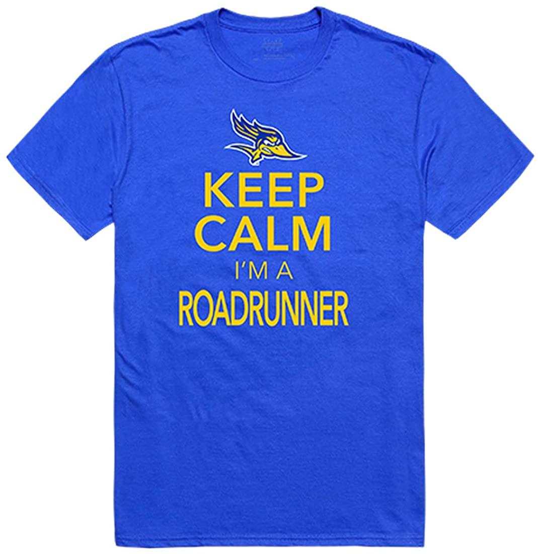 CSUB California State University, Bakersfield NCAA Keep Calm Tee t Shirt