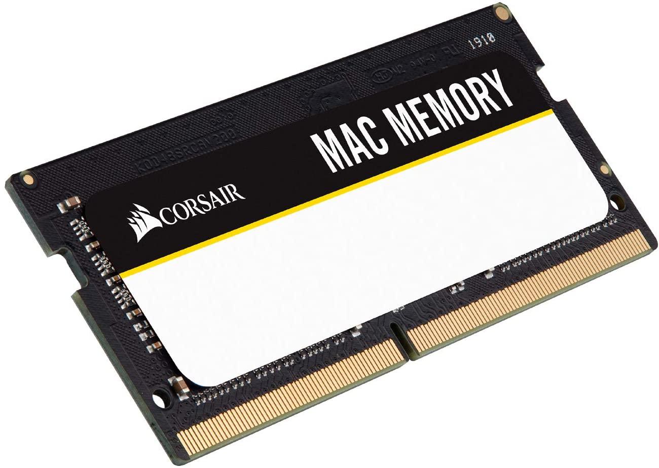 Corsair CMSA4GX3M1A1066C7 Apple Certified 4GB (1x4GB) DDR3 1066 MHz (PC3 8500) Laptop Memory 1.5V