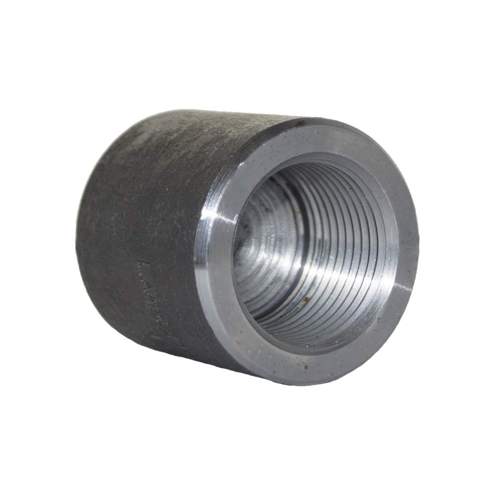 Carbon Steel A105 Forged Pipe Fitting, Cap, 4
