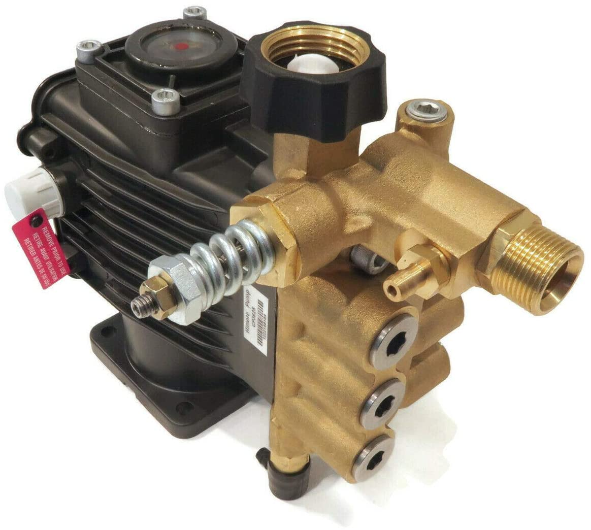The ROP Shop 3600 PSI Pressure Washer Pump 2.5 GPM, 6.5 HP for Comet 6511.0015.00, 6511001500