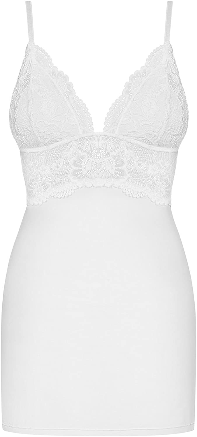 Obsessive Ladies' Chemise and String