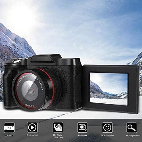 AKDSteel Digital Full HD1080P 16x Digital Camera Professional Video Camcorder Vlogging Camera Electronics