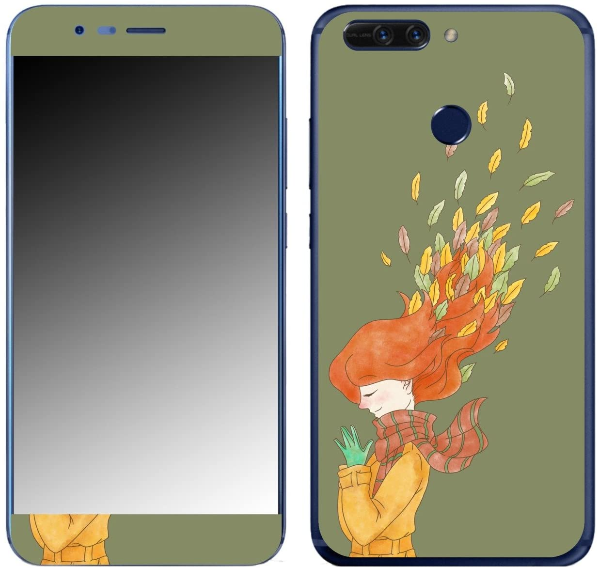 DISAGU SF 108101_ 1202Protective Skins for Honor Pro–Autumn Wind 04