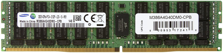 Samsung DDR4 2133MHzCL15 32GB (PC4 2133) Internal Memory M386A4G40DM0-CPB