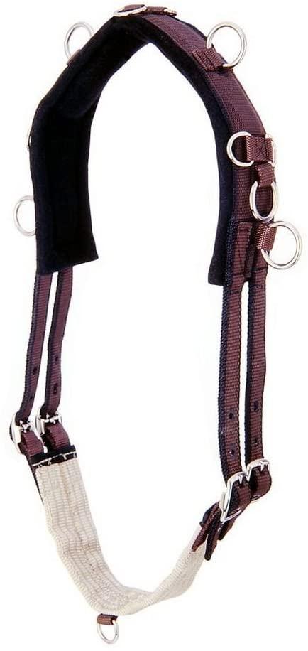 Tough-1 Miniature Horse Nylon Training Surcingle
