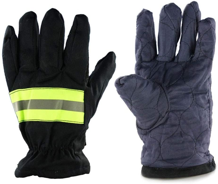 Anti-scalding Fire Prevention Gloves Household Extinguishing Waterproof Wear-resistant High Temperature Insulation Gloves