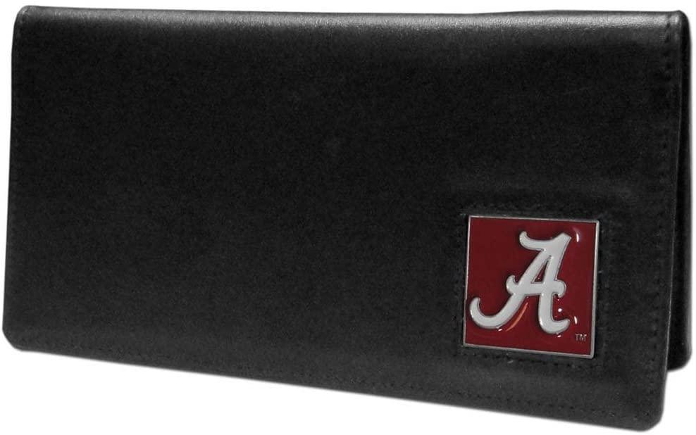 Siskiyou NCAA Fan Shop Leather Checkbook Cover