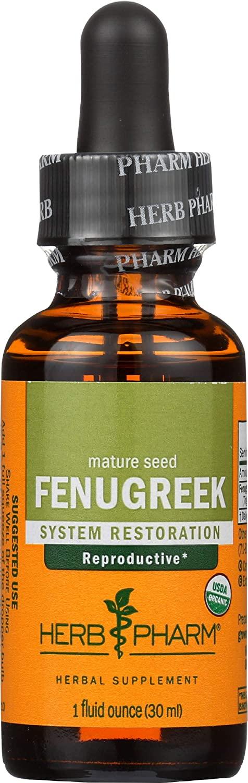 Herb Pharm Fenugreek System Restoration - 1 fl oz