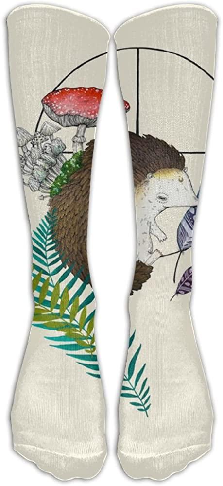 YOIGNG Socks Funny Hedge Knee High Tube Dresses Liner Cosplay Stockings