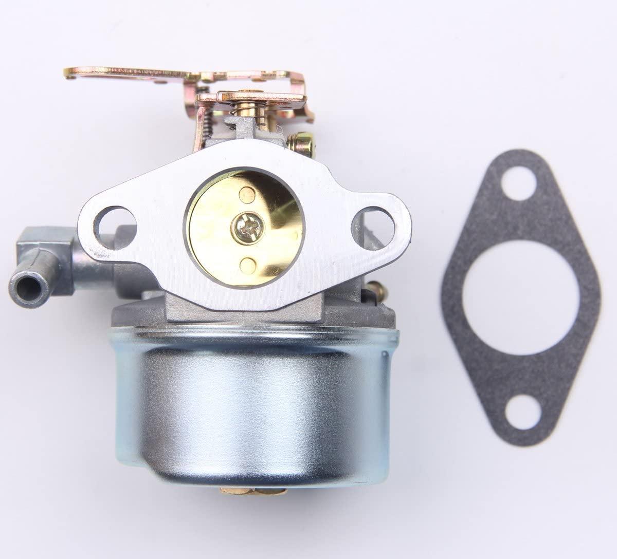 goodbest New Snowblower Carburetor for Tecumseh 5HP MTD 632107A 632107 640084A 640084B