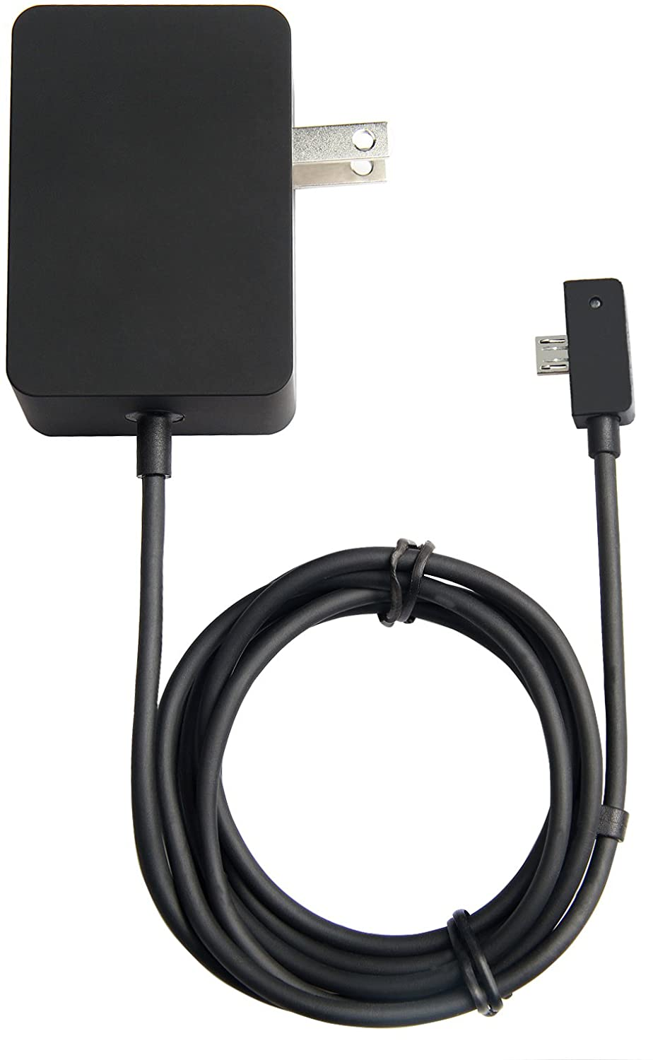 Surface 3 Charger 13W 5.2V 2.5A AC Power Adapter Charger Cord Replacement for Microsoft Surface 3, Model 1623 1624 1645 Tablet with USB Charging Port 4.9Ft Cable-1.5m